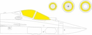 Eduard EX758 Su-57 TFace ZVEZDA 1/48