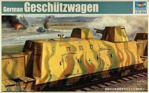 Trumpeter 01509 German Geschutzwagen (1:35)