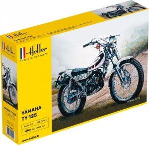 Heller 80902 Yamaha TY 125 1/8