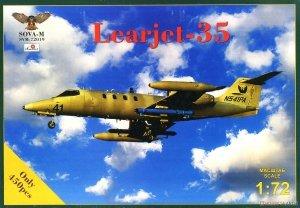 Sova 72019 Learjet-35 Phoenix Air  1/72