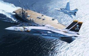 KA Models KP-72001A F-14A Tomcat Jolly Rogers (ex Fujimi) 1/72