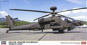 Hasegawa 07493 AH-64E Apache Guardian Korean Army 1/48