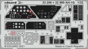 Eduard 32990 AH-1G ICM 1/32