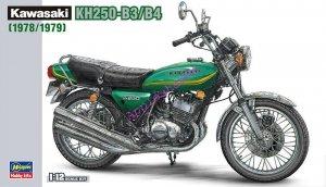 Hasegawa 21508 BK8 Kawasaki KH250-B3/B4 (1978/1979) 1/12