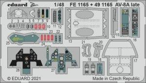 Eduard FE1165 AV-8A late KINETIC 1/48