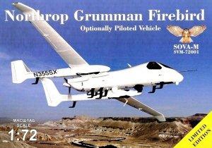 Sova 72001 Northrop Grumman Firebird 1/72