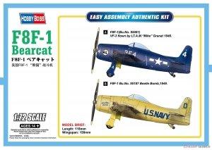 Hobby Boss 87267 F8F-1 Bearcat 1/72
