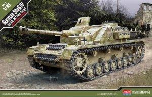 Academy 13522 German StuG IV Sd.Kfz.167 Ver.Early 1/35