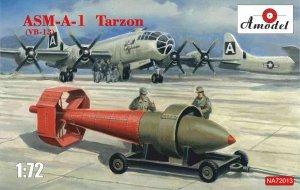 A-Model 72013 NA American bomb ASM-A-1 TARZON (VB-13) 1/72