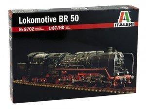 Italeri 8702 Lokomotive BR50 (1:87)