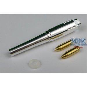 Das Werk DWA008 Metal barrel for 155mm Schneider gun DW35022 1/35