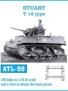 Friulmodel 1:35 ATL-98 STUART T16 type