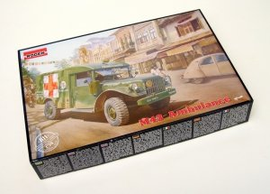 Roden 811 M43 Ambulance 1/35