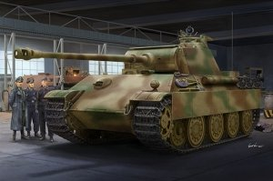 Trumpeter 00929 German Sd.Kfz.171 Panther Ausf.G - Late Version 1/16