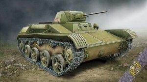 ACE 72540 T-60 zavod 264 (spoked wheels, model 1942) (1:72)