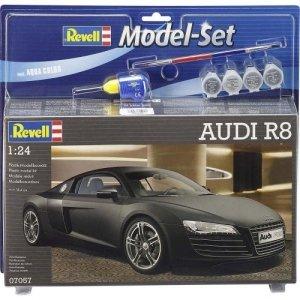 Revell 67057 Audi R8 Zestaw modelarski 1/24