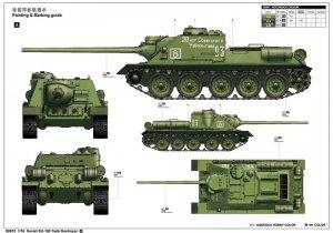 Trumpeter 00915 SU-100 SPG (1:16)