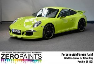 Zero Paints 1031-AG 1031 Acid Green 06ML