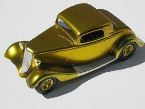 Alclad ALC 706 Candy Golden Yellow Enamel 30ml