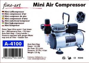 Fine Art FA-4100A Kompresor z wentylatorem A4100