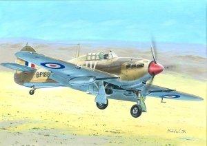 AZ Model AZ7594 Hurricane Mk.IID (1:72)