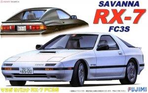 Fujimi 046167 ID-29 Mazda Savanna RX-7 FC3S 1/24