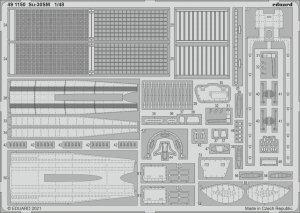 Eduard 491150 Su-30SM for KITTY HAWK 1/48