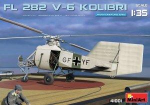 MiniArt 41001 Fl 282 V-6 KOLIBRI (1:35)