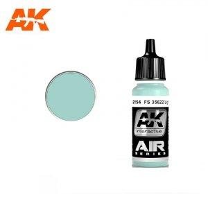 AK Interactive AK 2154 FS 35622 LIGHT BLUE 17ml