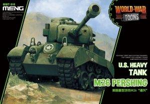 Meng Model WWT-010 World War Toons U.S. Heavy Tank