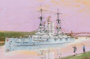 Trumpeter 05355 Schleswig – Holstein Battleship 1908 1/350