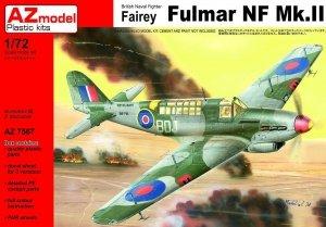 AZmodel AZ7567 Fulmar Mk.II Nightfighter (ex Vista) (1:72)