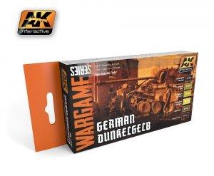 AK Ineractive AK 1552 german dunkelgelb set (wargame series)