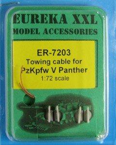 Eureka XXL ER-7203 PzKpfw V Panther 1:72