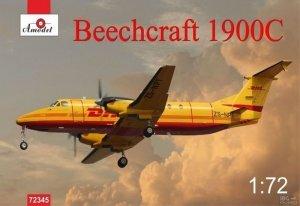 A-Model 72345 Beech 1900C DHL 1:72