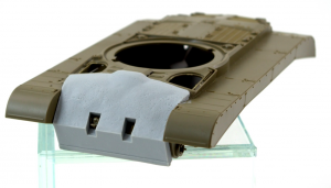 "Panzer Art RE35-638 M26 ""Persching"" concrete armor 1/35"