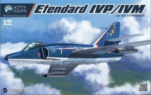 Kitty Hawk 80137 Etendard IVP/IVM 1/48