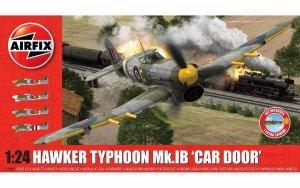 Airfix 19003A Hawker Typhoon Mk.1B 'Car Door' With Additional Scheme 1/24