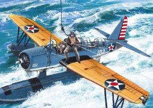 AZ Model AZ7636 Kingfisher US Navy 1/72