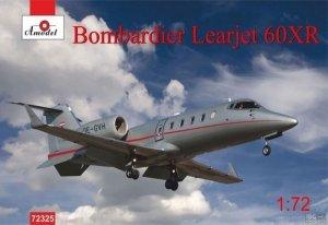 A-Model 72325 Learjet 60XR Vista 1:72