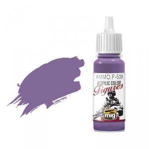 AMMO of Mig Jimenez F539 Bright Violet 17ml