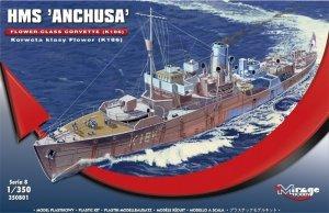 Mirage Hobby 350801 HMS Anchusa - Korweta klasy Flower 1/350