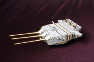 MK1 Design MS-20008 USS IOWA ARMAMENT DETAIL-UP SET 1/200