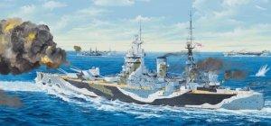 Trumpeter 03708 HMS Nelson 1944 (1:200)