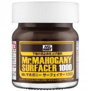 Mr.Hobby SF-290 Mr.Mahogany Surfacer 1000 mahoń - 40 ml