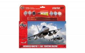 Airfix 55312 Lockheed Martin F-16A Fighting Falcon 1/72