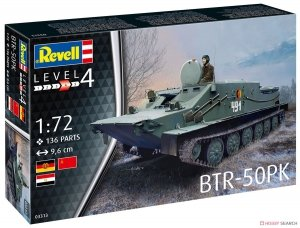Revell 03313 BTR-50PK ex Toxso 1/72