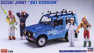 Hasegawa 20476 Suzuki Jimny Ski Version 1/24