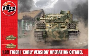 Airfix 1354 Tiger-1 Early Version - Operation Citadel 1/35