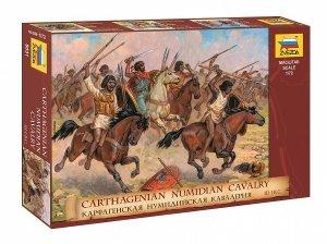 Zvezda 8031 Carthagenian numidian cavalery 1/72